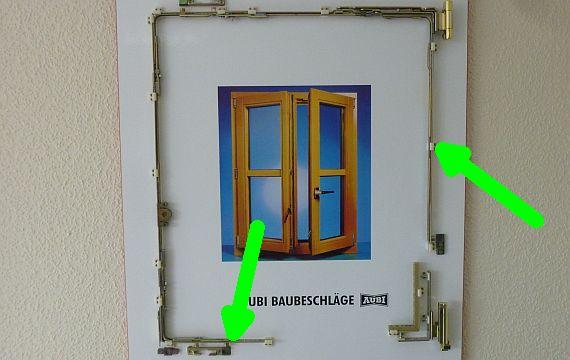 Hinweis Undichtigkeit bei defekten Bandseiten